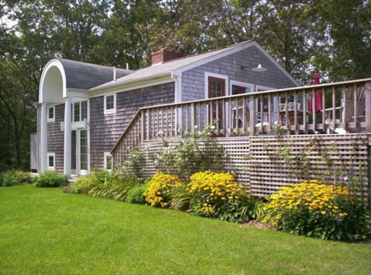 Image of Airbnb rental in Martha's Vineyard
