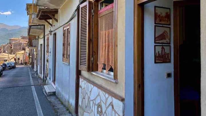 casetta in Trevi nel Lazio