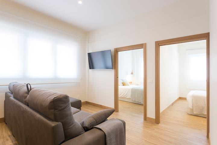NEWGetaria Apartamentuak-Balentziaga LAU - PARKING