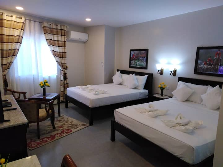 Family Suite for 4 at Venezia Suites Hotel Iloilo