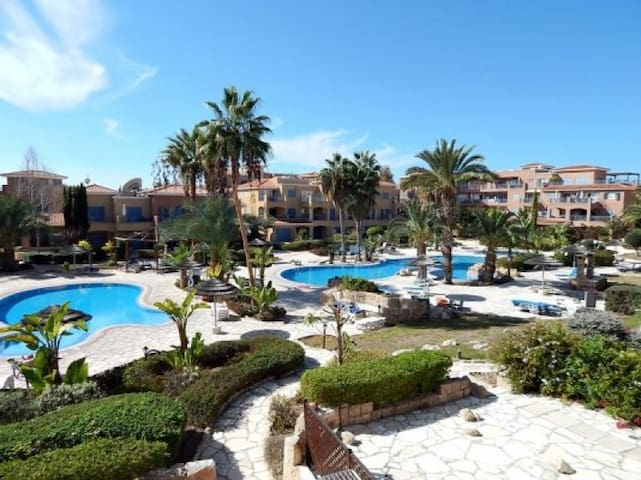1 Bed Apartment Limnaria Gardens - Ref 303
