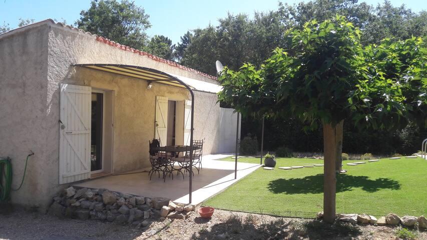 Carole's Cottage au pays de Fayence