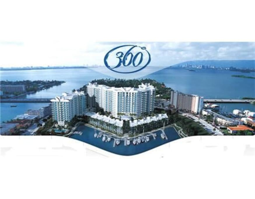 360 Degrees Condos Harbor Island