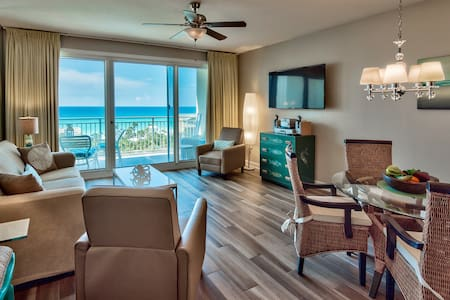 Ocean Paradise - Beach views in perfect location - Destin - Ortak mülk