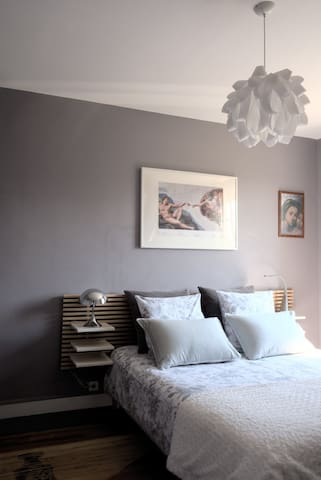 Double Bedroom Chambre 1
