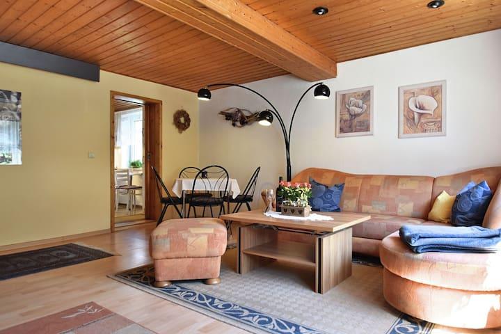 Appartement confortable à Deesbach près de la forêt