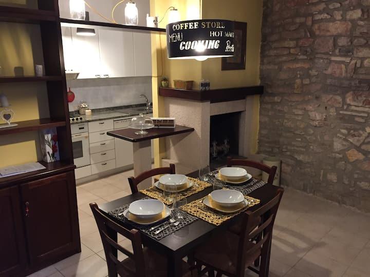 Delizioso Appartamento Francesco House Family