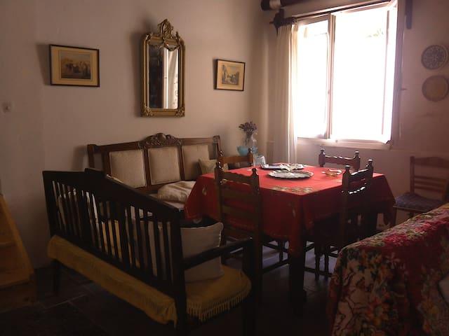 Παραδοσιακό σπίτι στον Παγώνδα Σάμου. - Pagondas - Haus