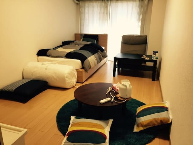 Super close to Azabujuban Sta !Great area☆AS218 - Minato-ku - Appartement