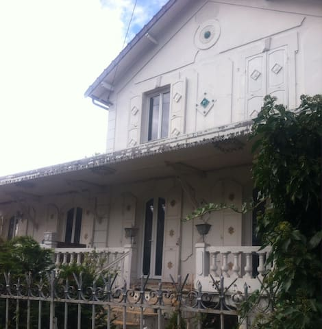 House near Paris in colonial style - Le Raincy - Dom