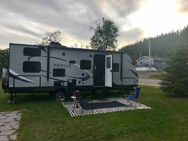 Camping Ferguson