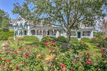 Fall in love with the home's location just minutes from the beach!