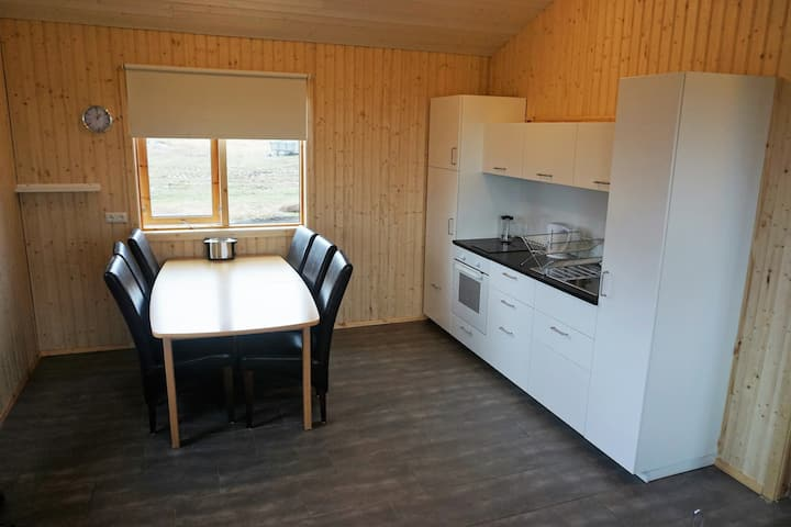 Middalskot Cottages Apt. 2B, South Iceland.