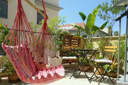 ♥Jaffa w/balcony & private shower♥ - Tel Aviv-Jaffa