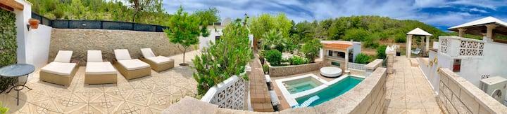 Exclusive Ibiza House VILLA 8+2