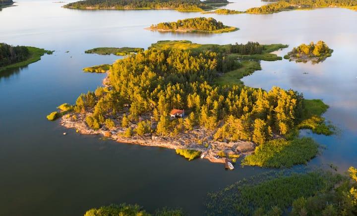 Vuokraa privaatti saari