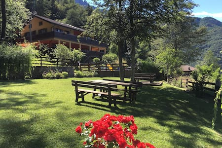 An explosion of peace and relax on the Lake Ledro - Ledro