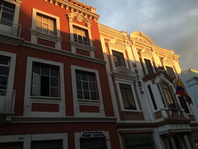 Departamento Centro Histórico Cuenca Ecuador - Cuenca