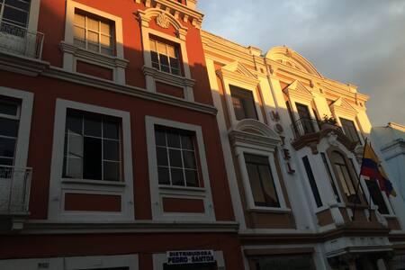 Departamento Centro Histórico Cuenca Ecuador