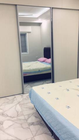 Cozy modern private room