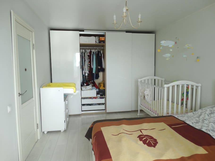 Спальня+шкаф
