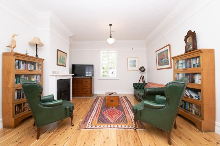 Charming 2 Bedroom Flat | Converted Heritage Home