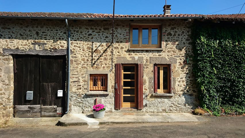 Your home from home in the Charente! - Chabanais - Dům