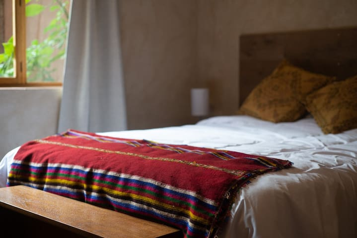 Queen Room in AWA Boutique lodge - Sacred Valley