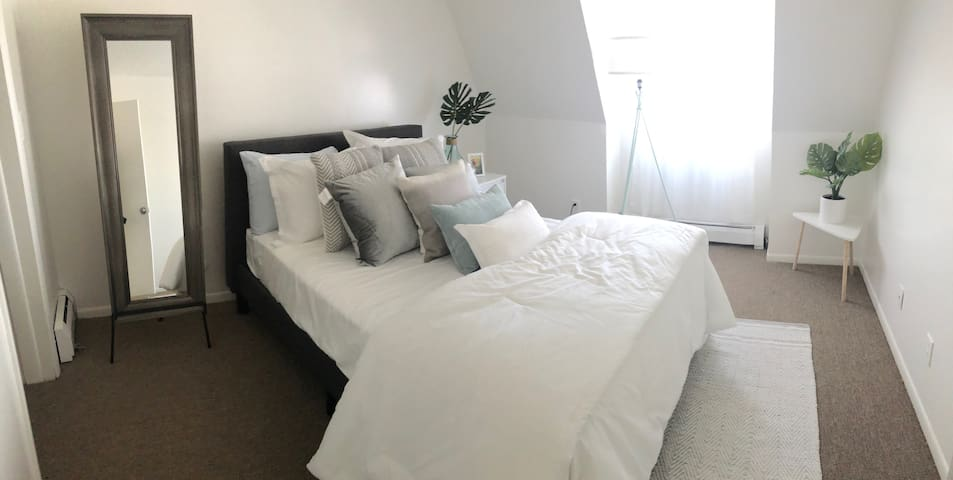 Cozy Modern Getaway 30 mins from Manhattan (1Bdrm)