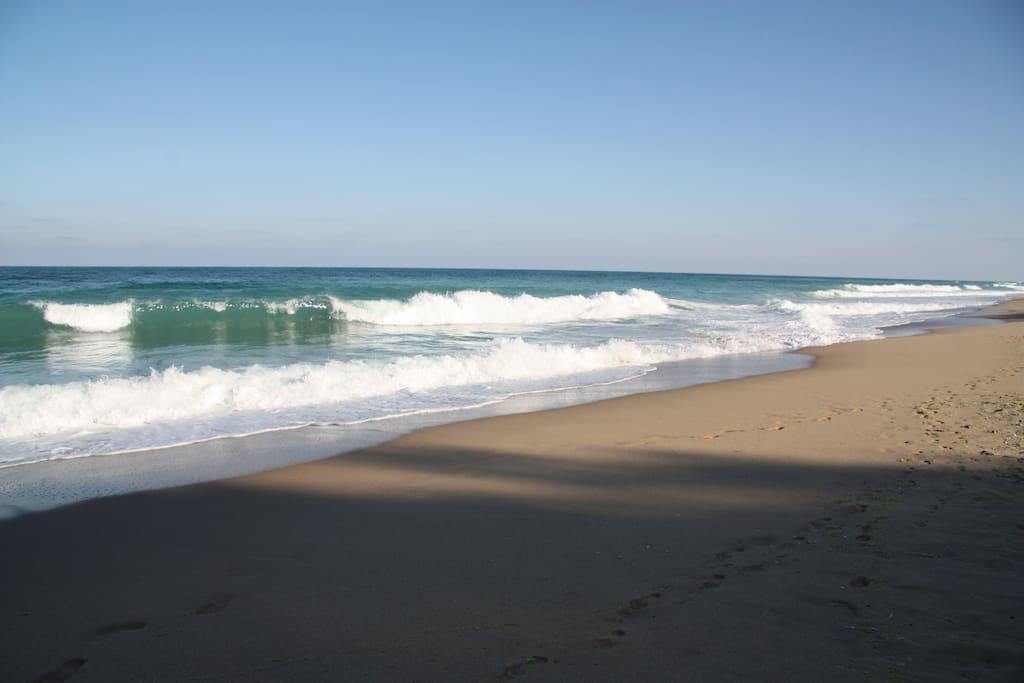 Гордость Бялы - красивые песчаные пляжи