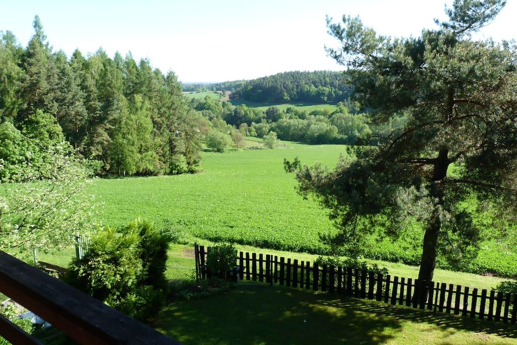 Praga 20min romantica natura case in affitto a vranov for Piani di casa di 3600 piedi quadrati