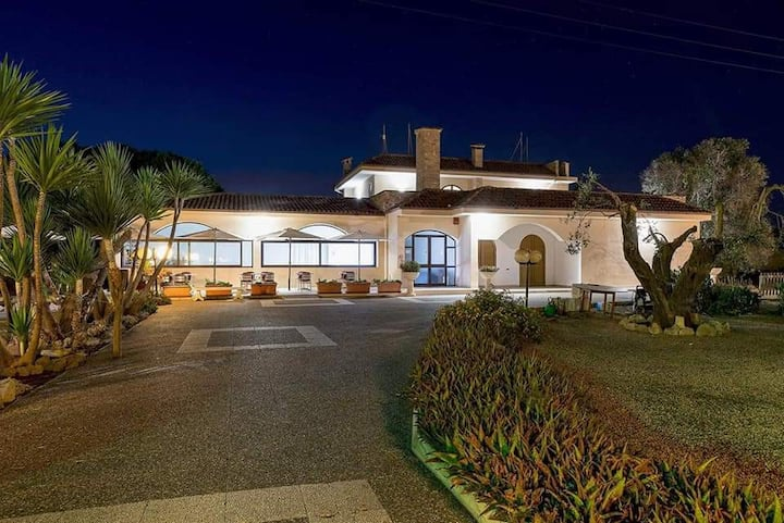 Hotel Nu Villa Costes Gallipoli