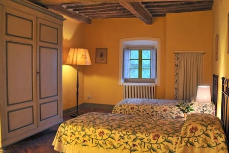 Guesthouse L'Attesa in Tuscany - Querceto