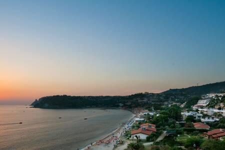 Terraced houses just on the sea - Ricadi - Villa