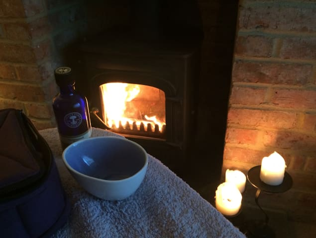 Mini Wellness Retreat -  in C17th Burford cottage - Burford - Rumah