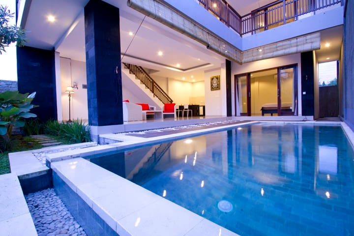 3 BR villa 500m from Echo Beach - North Kuta - Villa