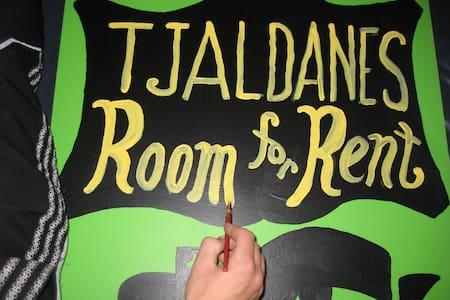Tjaldanes Room for Rent