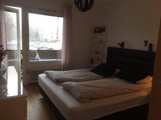 Apartment close to nature and city - Stockholm - Leilighet