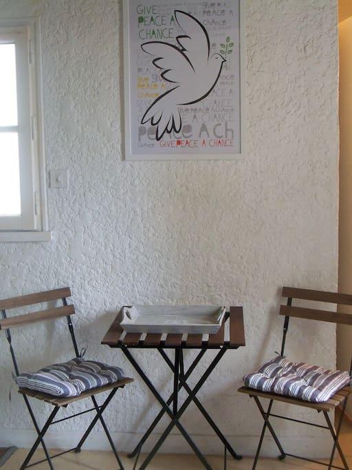studio au coeur de la Rochelle