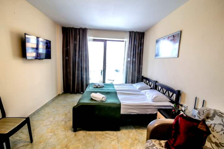New Gudauri Rooms - Studio Apartment
