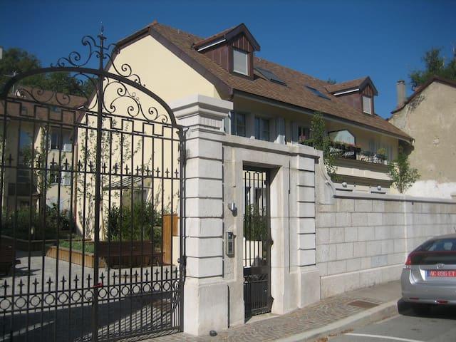 Charming and practical near GENEVA - Ferney-Voltaire - Apartamento