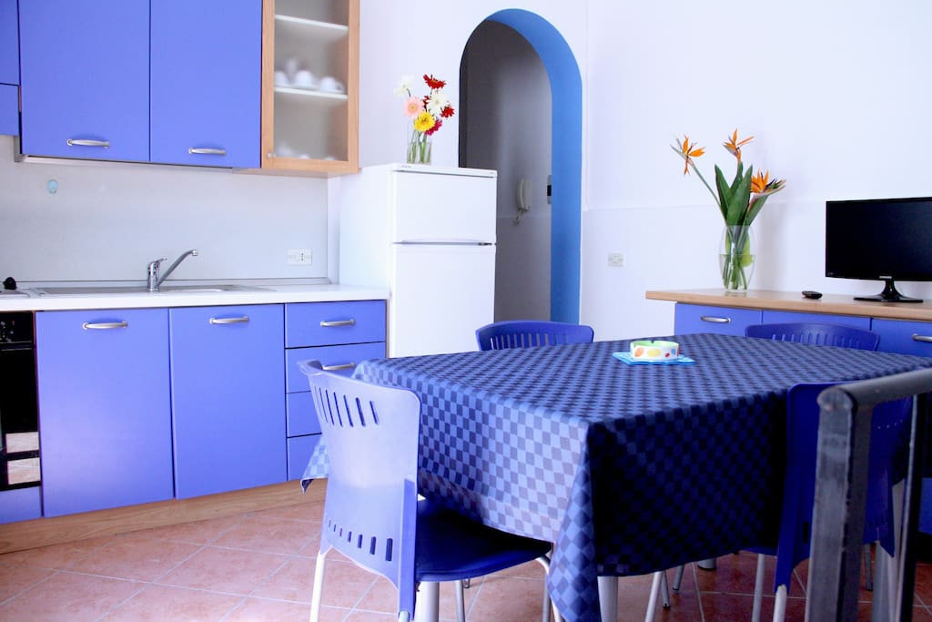 "Apartment in Favignana ""Scirocco 7"""