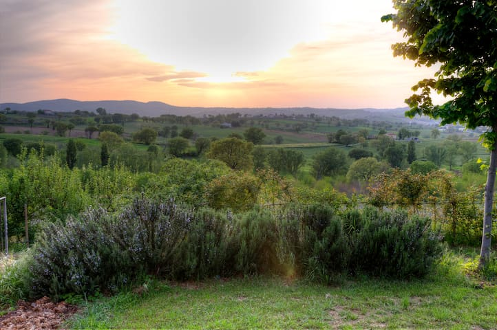 B&B into the green heart of Italy - Giano dell'Umbria