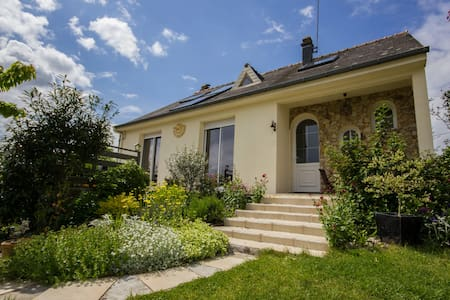House in Brittany near Rennes & Brocéliande forest - Baulon - Ev
