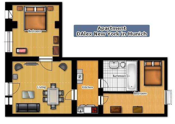 munich september 2017: the top 20 munich apartment rentals