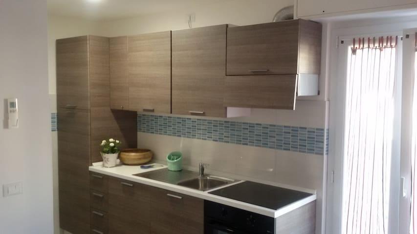 Appartamento appena ristrutturato a 200mt dal mare - Finale Ligure