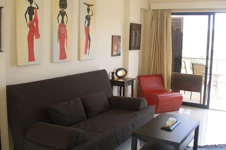 Chez Billy Cozy Sea View Apartment - Chloraka - Apartment