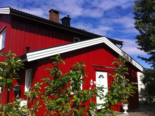 To-roms leilighet Oslo sør - Oslo - Apartamento