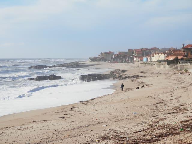 Maison de plage à 25 min de Porto - Vila Chã - Villa