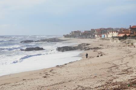 Maison de plage à 25 min de Porto - Casa de camp